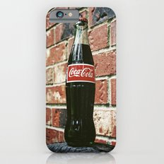 Classic cola iPhone 6s Slim Case