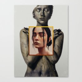 Visceral. Canvas Print