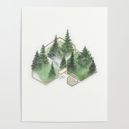 Pines Poster
