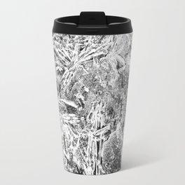 Frozen Disarray Travel Mug
