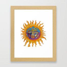 Sublime  Framed Art Print