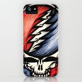 Grateful Dead iPhone Case