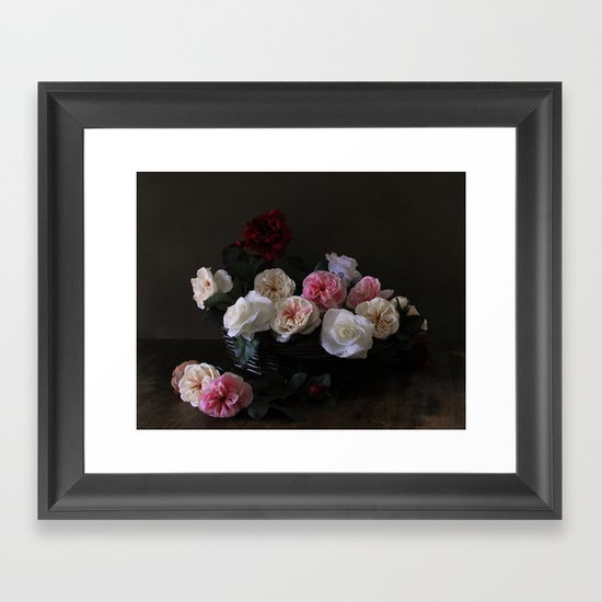 """Power, Corruption & Lies"" by Cap Blackard [Alternate Version] Framed Art Print"
