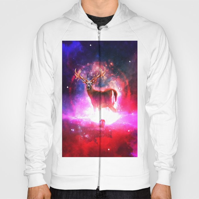 Cosmic Deer Hoody