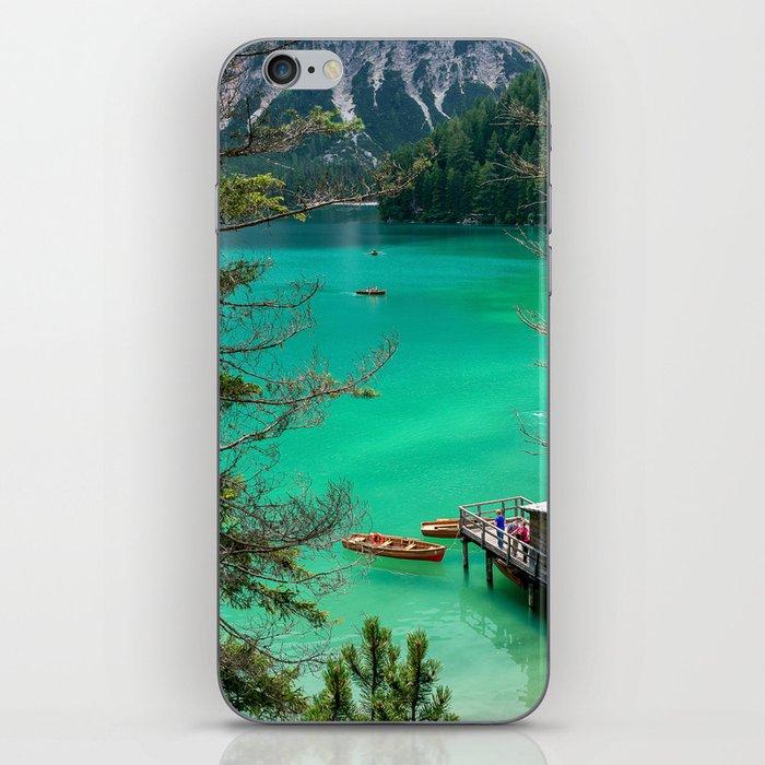 Pragser Wildsee iPhone Skin