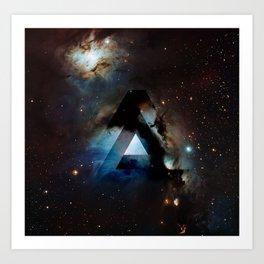 Universe One Art Print