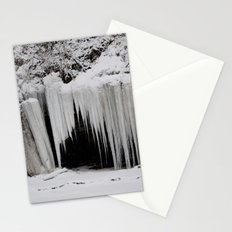 Snow Cave Stationery Cards