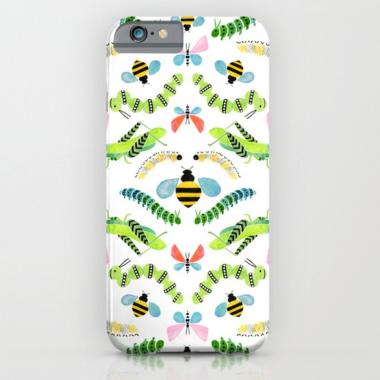 Caterpillars iPhone & iPod Case