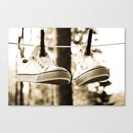 drying Canvas Print