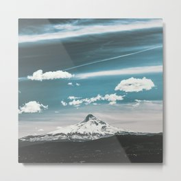Mountain Morning - Nature Photography Metal Print
