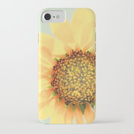 Sunflower Power Pop! iPhone Case