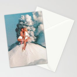 Eruptions 2 Stationery Cards