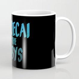 Mordecai and the Rigbys Coffee Mug
