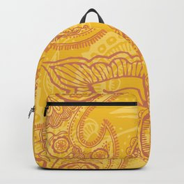 Paisley Juice Backpack