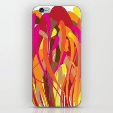Huddle iPhone & iPod Skin