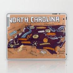 NORTH CAROLINA Laptop & iPad Skin