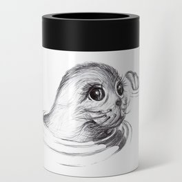 Baby Sea Lion Can Cooler