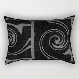 Change at Midnight Rectangular Pillow