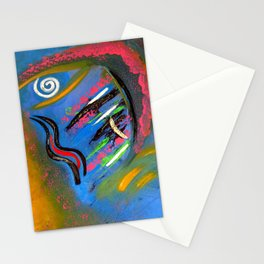 Jazz in Color Stationery Cards