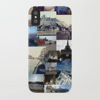 europe iPhone & iPod Cases featuring Europe by Nikki Morgan