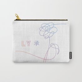 bts love yourself Carry-All Pouch