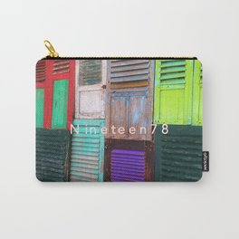 Colors and shutters Carry-All Pouch