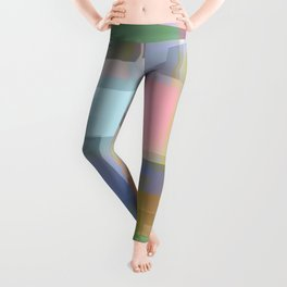 pinched boxes. 2018. 6 Leggings