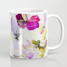 Back to Joy (Abstract Painting) Coffee Mug