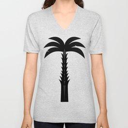 palmtree Unisex V-Neck