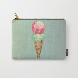 EARNEST ICECREAM Carry-All Pouch