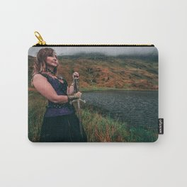 Lady & The Loch v2 Carry-All Pouch