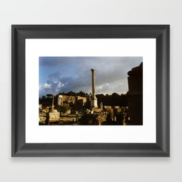 Ancient Rome Framed Art Print