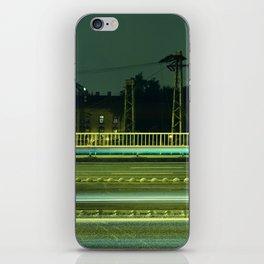 Horizontal iPhone Skin