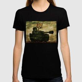 Tank Cat T-shirt