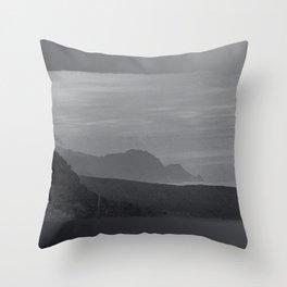 Front Throw Pillow