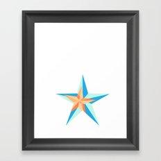 Stars 2 Framed Art Print