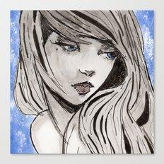 Kloe Canvas Print