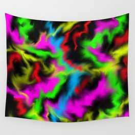 Symptoms Of Chaos Wall Tapestry