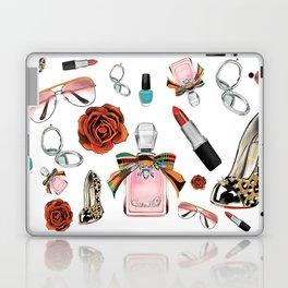 She's Pretty Laptop & iPad Skin
