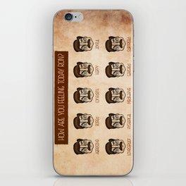 Ron Swanson 5 iPhone Skin