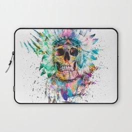 SKULL - WILD SPRIT Laptop Sleeve