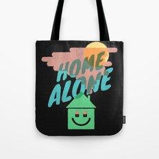 Home Alone Tote Bag