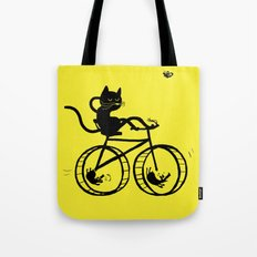Slaved mouses Tote Bag