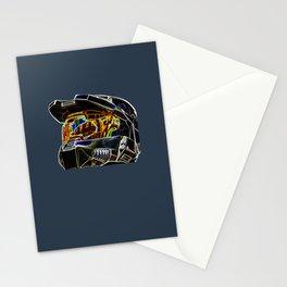 Halo Glow Masterchief Stationery Cards