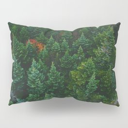 The Lively Forest (Color) Pillow Sham