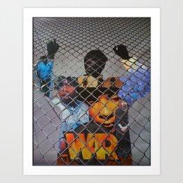 """""""WAR"""" Art Print"""
