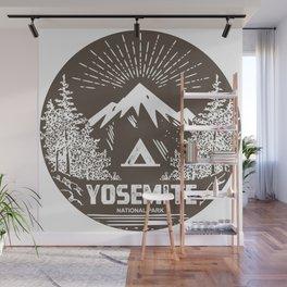 Yosemite National Park Bear Wall Mural