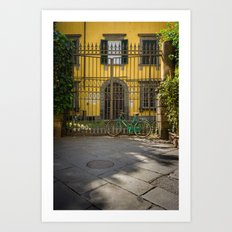 Lucca, Italy Art Print