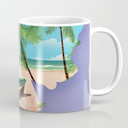 Venezuela map Coffee Mug