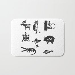 Animals Bath Mat